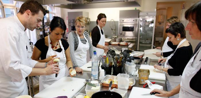 Incentive Programmes Events Club Malta - Cours de cuisine nice